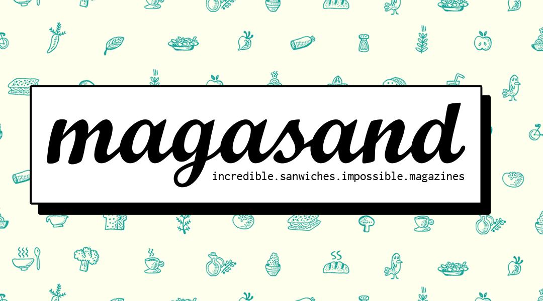 Magasand