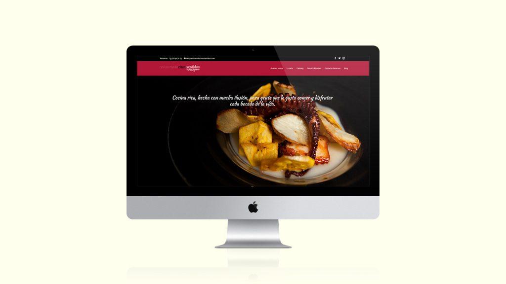 Restaurante Cinco Sentidos - Lagalga